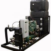 Комплектные холодильные машины на базе компрессора Bitzer